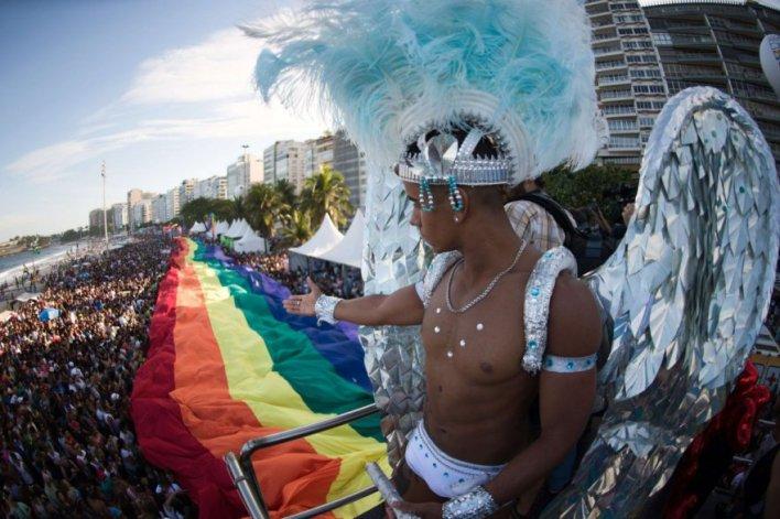 Melhores destinos para LGBT do Brasil.