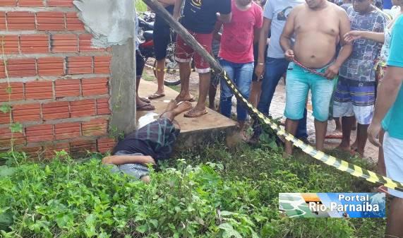 Duplo homicídio é registrado na manhã desta segunda-feira 22/04 em Luzilândia