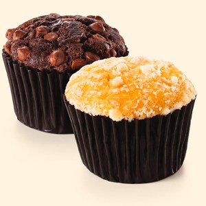 Muffin de Chocolate com Gotas de Chocolate - Aryzta