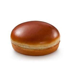 Pão de Hambúrguer Brioche