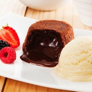 Petit Gateau Candy Chocolate Aryzta - Sobremesa