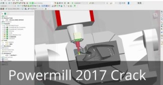 PowerMill 2017