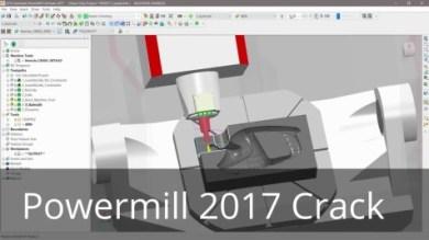 PowerMill 2017 Crack