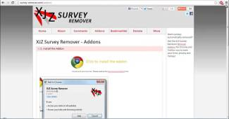 XJZ Survey Remover