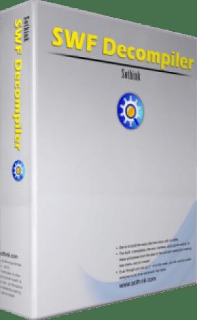 Sothink SWF Decompiler 7 4 Crack + Serial Key Download