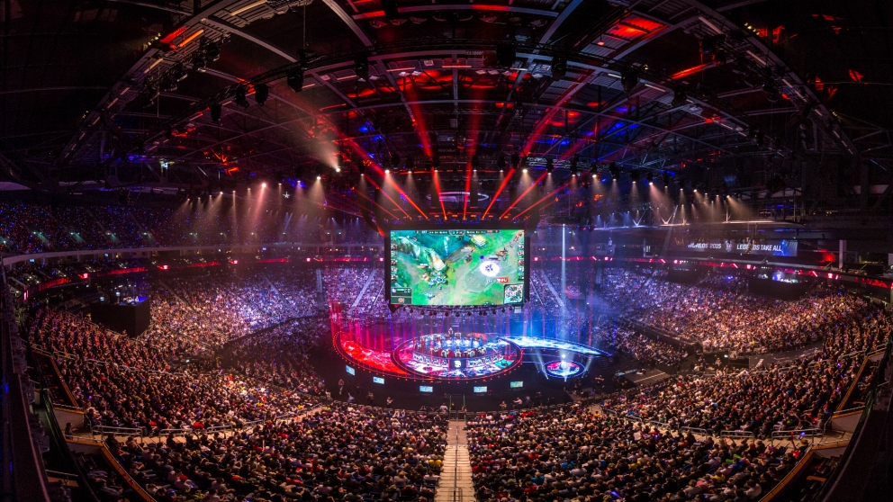 Image result for lol worlds 2016