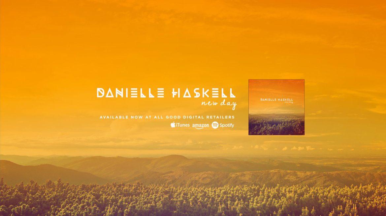 Danielle Haskell | Branding & Creative Direction: New Day Youtube Artwork