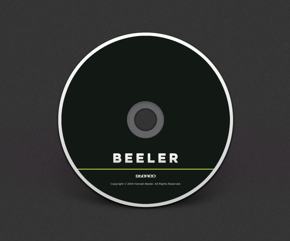 Beeler - Self Titled EP CD
