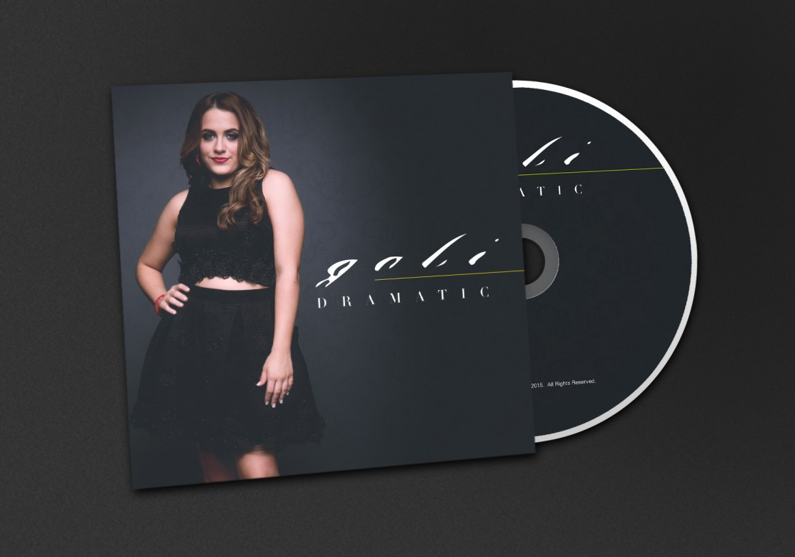 Gabi | Branding & Creative Direction: CD Artwork Front