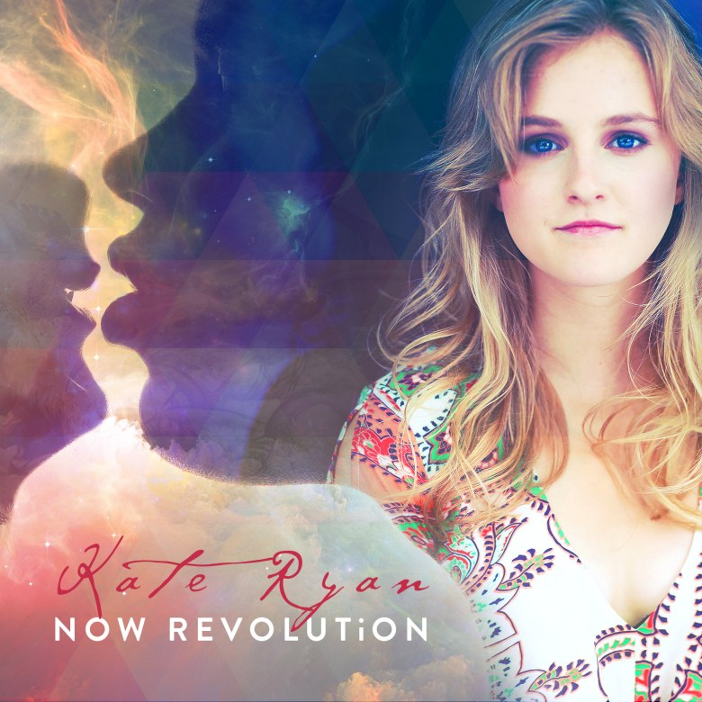 Kate Ryan | Now Revolution: Branding & Creative Direction - Front Cover