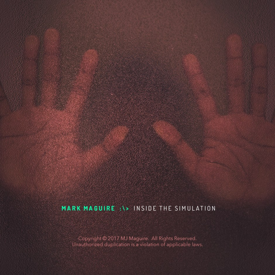 Mark Maguire: Inside The Simulation (CD)
