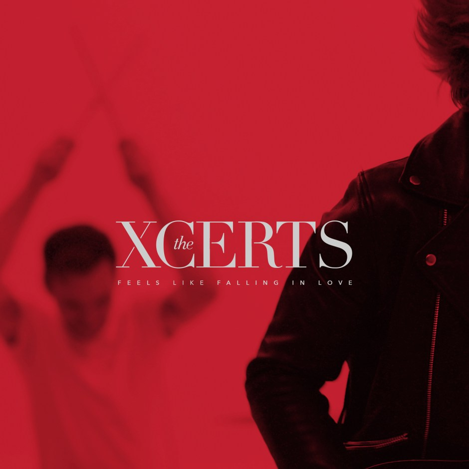 The Xcerts | Feels Like Falling In Love - Packshot