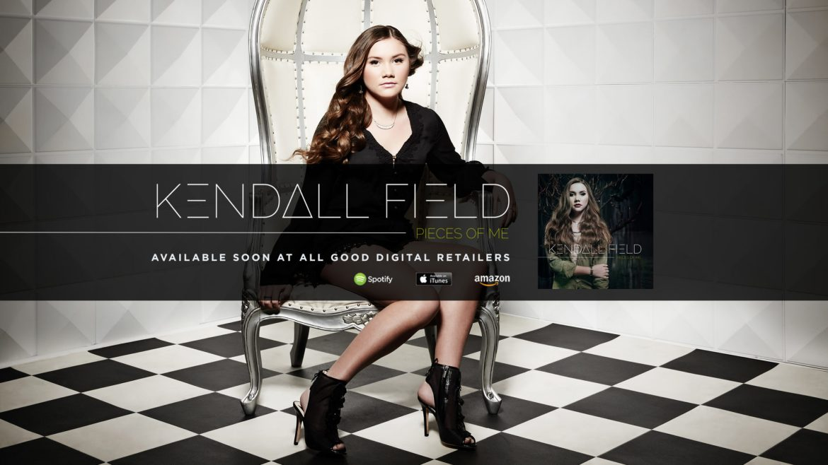 Kendall Field | Pieces of Me: Branding & Creative Direction: Social Image