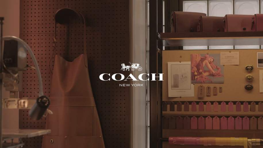 Coach: Coach House Customization Launch Campaign