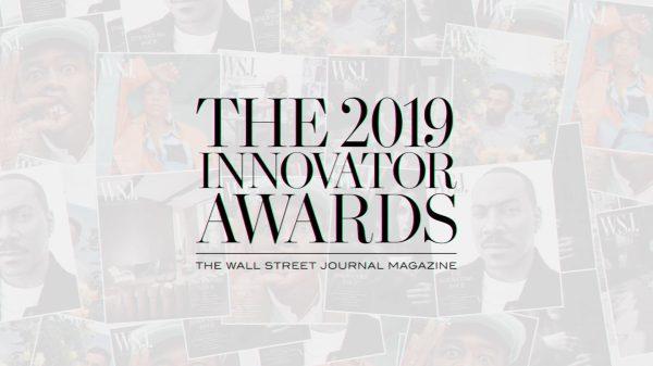 Wall Street Journal Magazine: Innovators Awards 2019