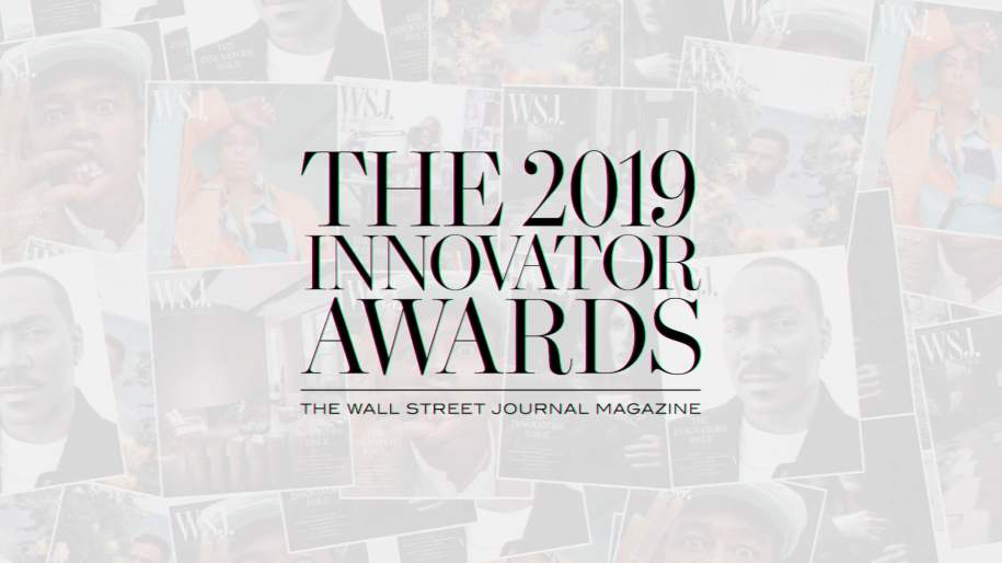 Wall Street Journal Magazine: Innovators Awards 2019
