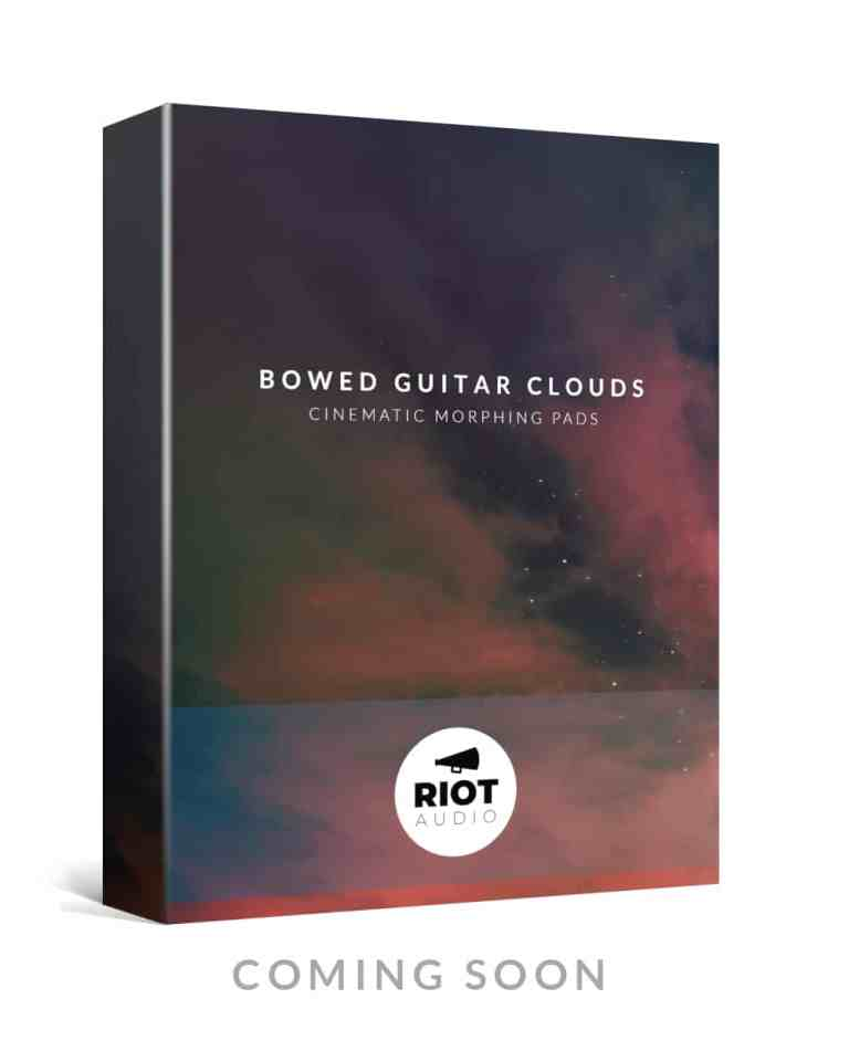 Bowed Guitar Clouds