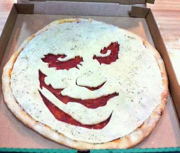 Holy Pizza Batman 12 Super Batman Inspired Pizzas Riot