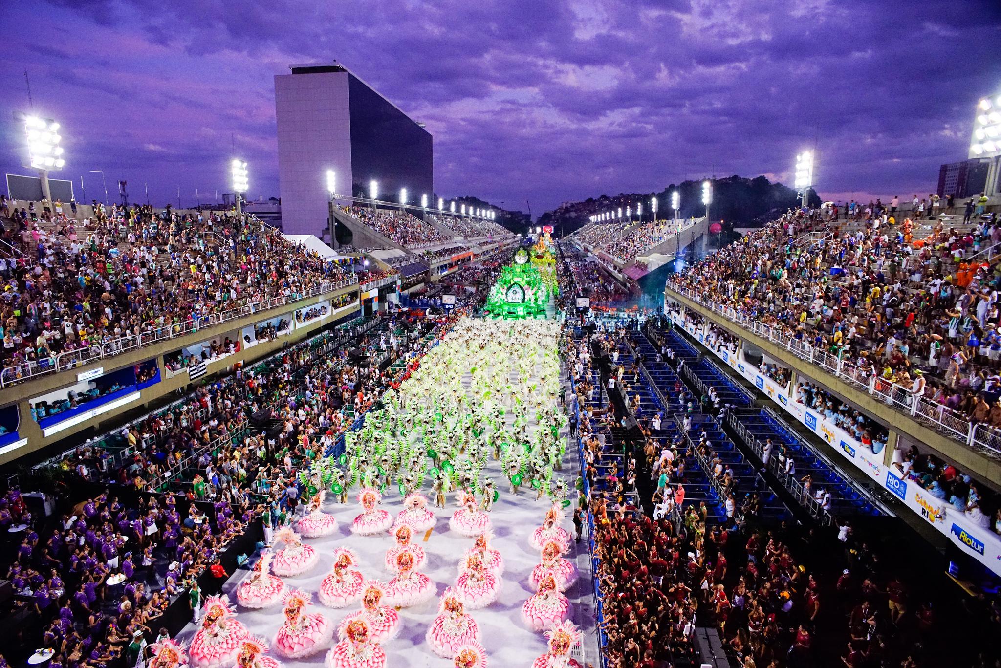 Rio Carnival Parade Day 1 11 February 2018 Rio The Guide