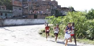 Desafio da Paz at the Complexo do Alemão, Photo by Paulo Marrucho, courtesy of AfroReggae