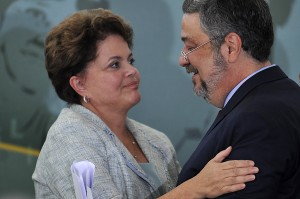 President Rousseff and former Chief of Staff Palocci, Brazil News