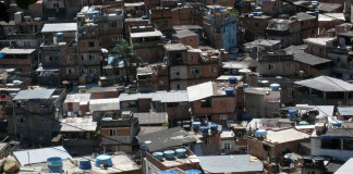 Rocinha is identified as Rio's largest favela according to the census, Rio de Janeiro, Brazil, News.