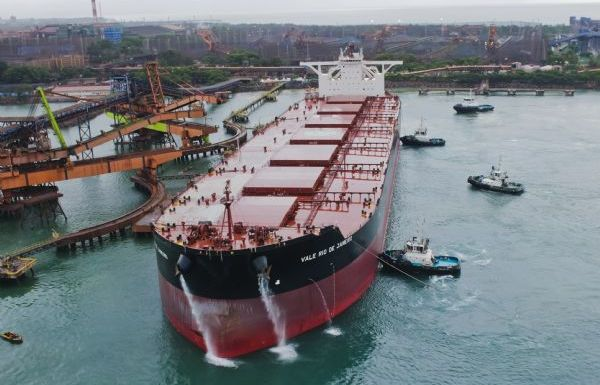 Vale's giant Valemax vessels have been refused access to Chinese ports on account of unspecified safety concerns, brazil news, rio de janeiro