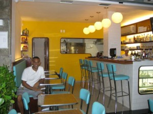 Sam Flowers moved from the U.S. to open the Gringo Cafe in Ipanema, Rio de Janeiro, Brazil News