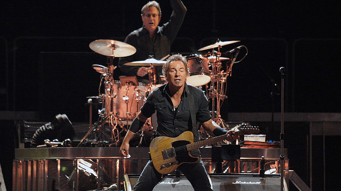 Bruce Springsteen will be at Rock in Rio 2013, Rio de Janeiro, Brazil News
