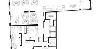 Piso Plano Design - Commerical Floor Plan
