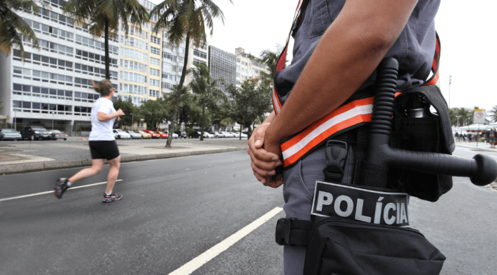 In Rio de Janeiro police officers arrested a tourist, Rio, Rio de Janeiro, Brazil, Brazil News