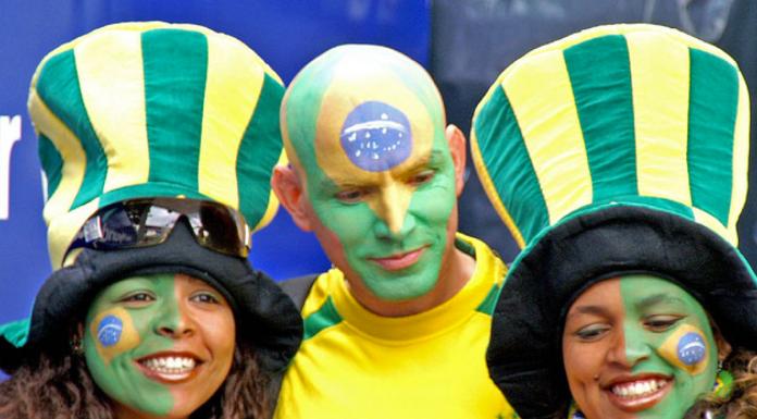 World Cup outfits, Rio de Janeiro, Brazil, Brazil News