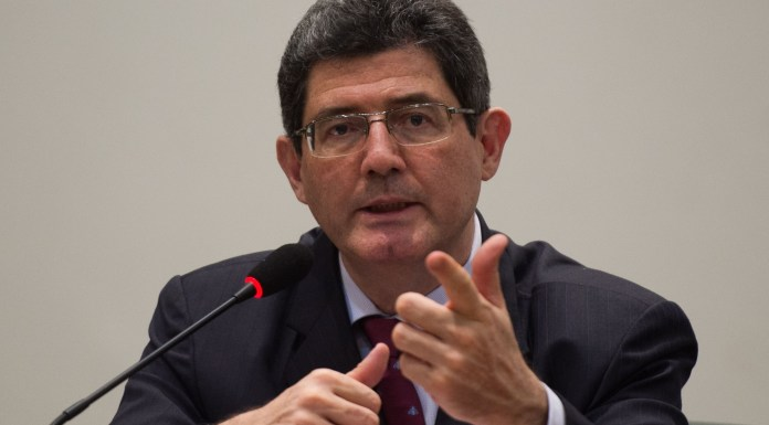 Brazil's Finance Minister, Joaquim Levy, explains the importance of the proposed fiscal measures, Brazil
