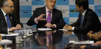 Brazil Minister of Health, Alberto Beltrame, Rio hospitals, Rio de Janeiro, Brazil, Brazil News