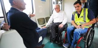 Brazil, Rio de Janeiro, IPC president Philip Craven says Paralympic Games will go on in Rio