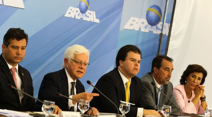 Brazil, Minister Moreira Franco explains new privatization plan,