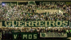 Brazil,Thousands turn out to pay tribute to Chapecoense Football team in Chapecó, Santa Catarina,