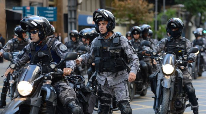 Brazil, Rio de Janeiro,Amnesty international is questioning the actions of military police on Friday which resulted in thirteen deaths