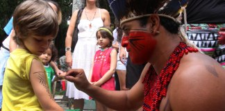 On April 14th, Rio's Parque Lage in Jardim Botânico will opens a free cultural event to celebrate the Dia do Índio (Indigenous People's Day), Rio de Janeiro, Brazil, Brazil News