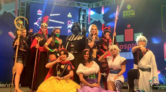 Photo Caption: Whether you're a jedi, hobbit, elf, wizard, gamer or cosplayer, there will be something here to delight you, including three cosplayer awards: Grand Cosplay Awards, Cosplay Awards and Kids Cosplay Awards, Rio de Janeiro, Brazil, Brazil News