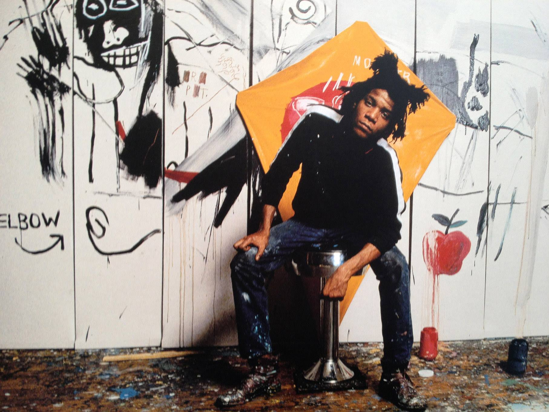 Jean michel basquiat exhibition arrives at rios ccbb this friday