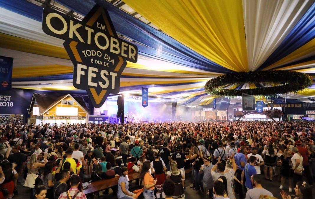 The Oktoberfest in Blumenau, Santa Catarina, is considered to be the second biggest  Oktoberfest celebration after Munich, Rio de Janeiro, Brazil, Brazil News,