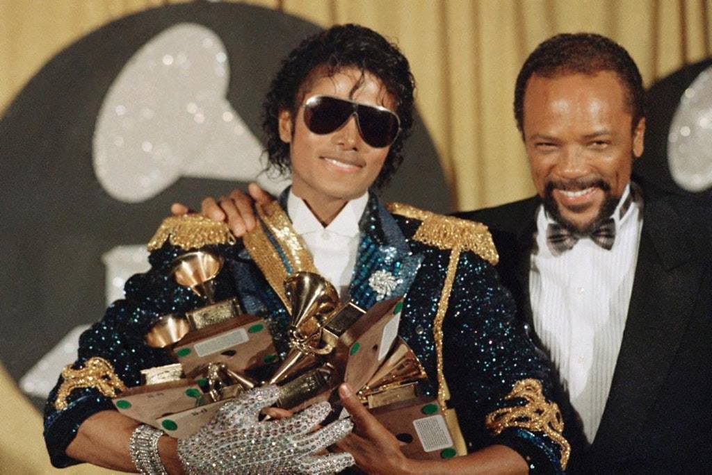 One of Quincy Jones and Michael Jackson's crowning achievements was the album 'Thriller,' which won a record-breaking eight Grammys and quickly became the best-selling album of all time, which it remains to this day, Rio de Janeiro, Brazil, Brazil News,