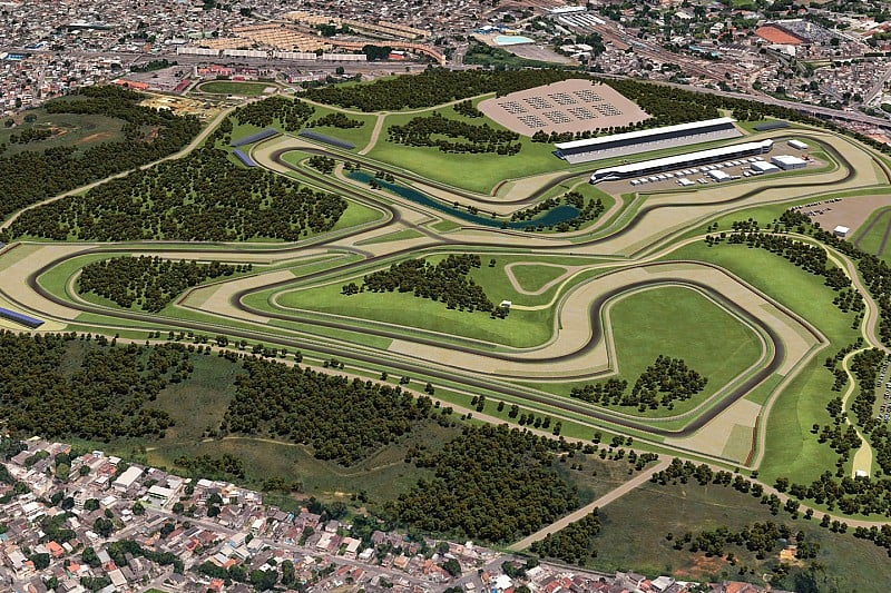 Bolsonaro, a Rio resident, said the new circuit will be built in the Deodoro sector of western Rio and be a multi-purpose facility (Photo internet reproduction)