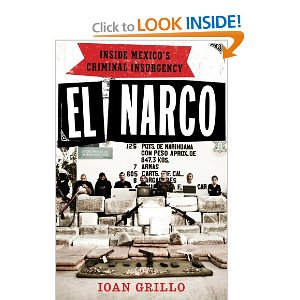 Books I've read: The Triple Agent, El Narco, Jacked and I am Zlatan (1/4)