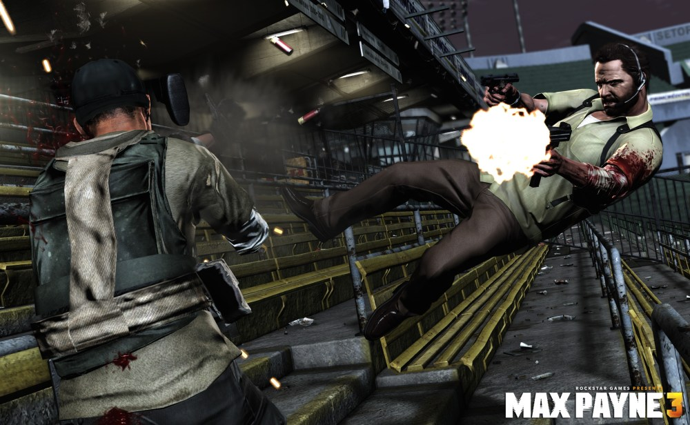 Max Payne 3 impressions upon completing the game and some history and speculation on the development process (1/2)