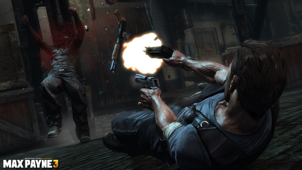 Max Payne 3 impressions upon completing the game and some history and speculation on the development process (2/2)
