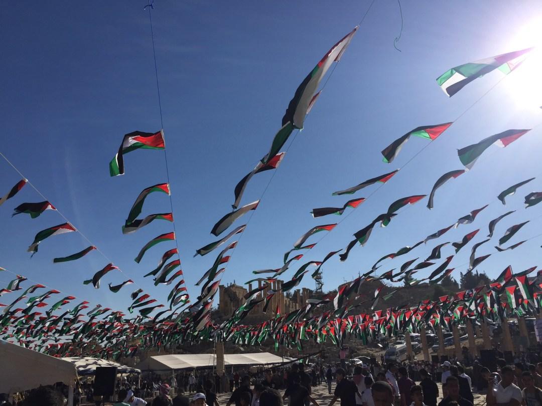 Jerash Square