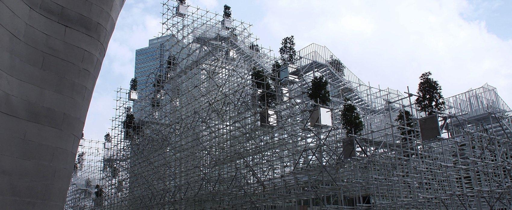 Shanghai Project: Sou Fujimoto