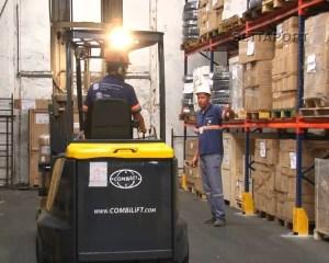 Porteiro,Conferente - R$ 1.900,00 - Recebimento e entrega das bolsas dos colaboradores - Rio de Janeiro